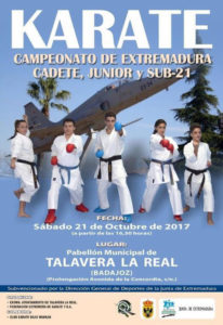 Extremadura Junior 2017