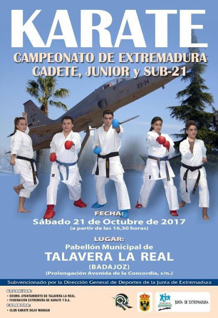 Extremadura Junior 2017