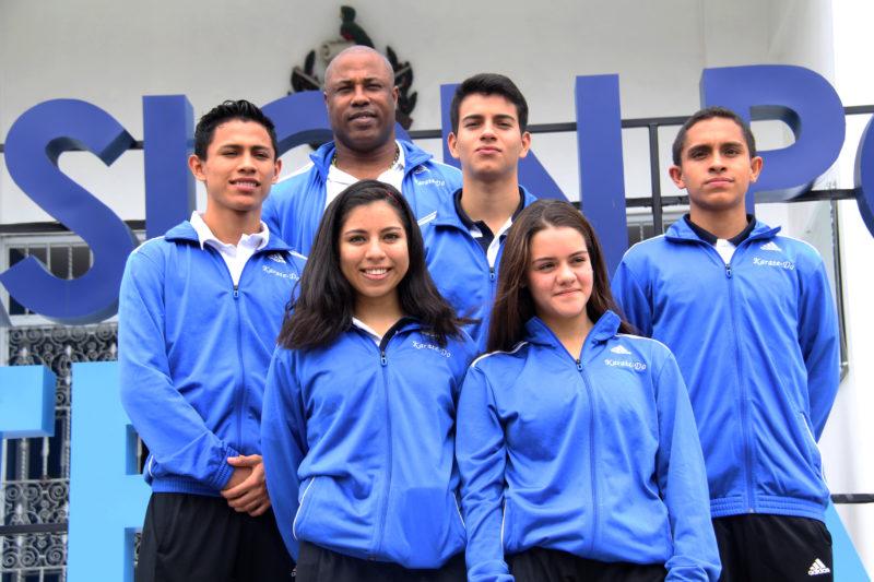 Seis karatecas competirán en el Mundial de karate junior, cadetes y Sub-21 en España