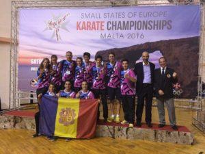 Federacion Andorrana de Karate
