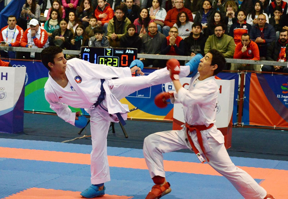 Maximiliano Flores consigue la medalla de oro en el cierre de los Juegos Suramericanos