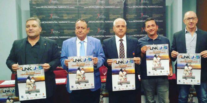 Más de 140 karatecas en el Trofeo Princesa de Asturias de Oviedo