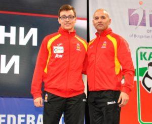 Cesar Martinez y Abraham Cano