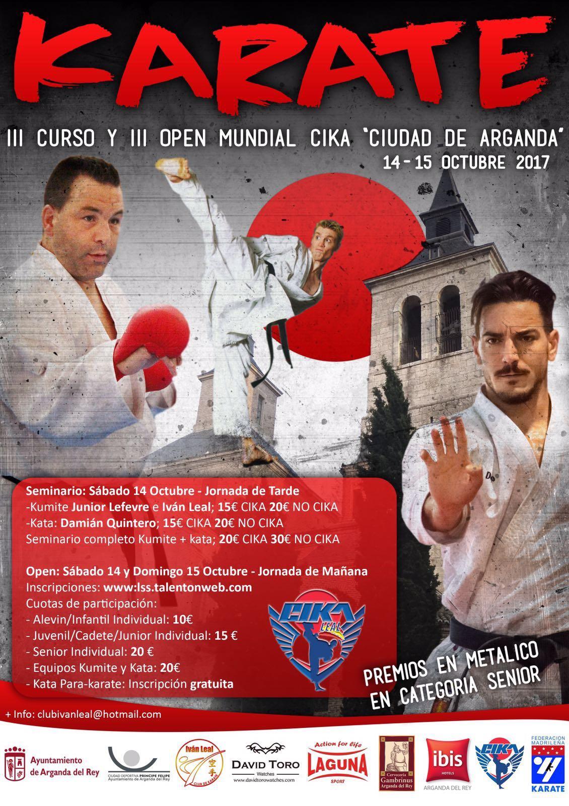 open CIKA 2017