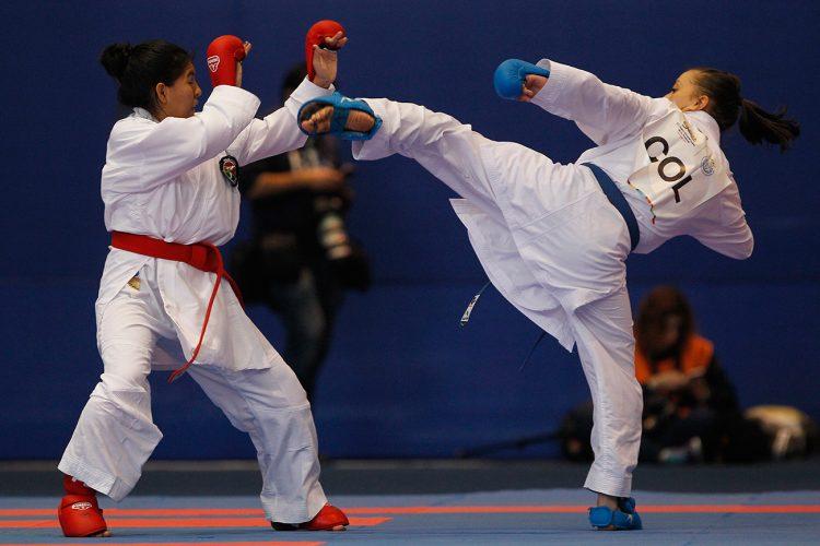 Colombia fue campeón de karate en los Sudamericanos de la juventud: Eliecer Julio