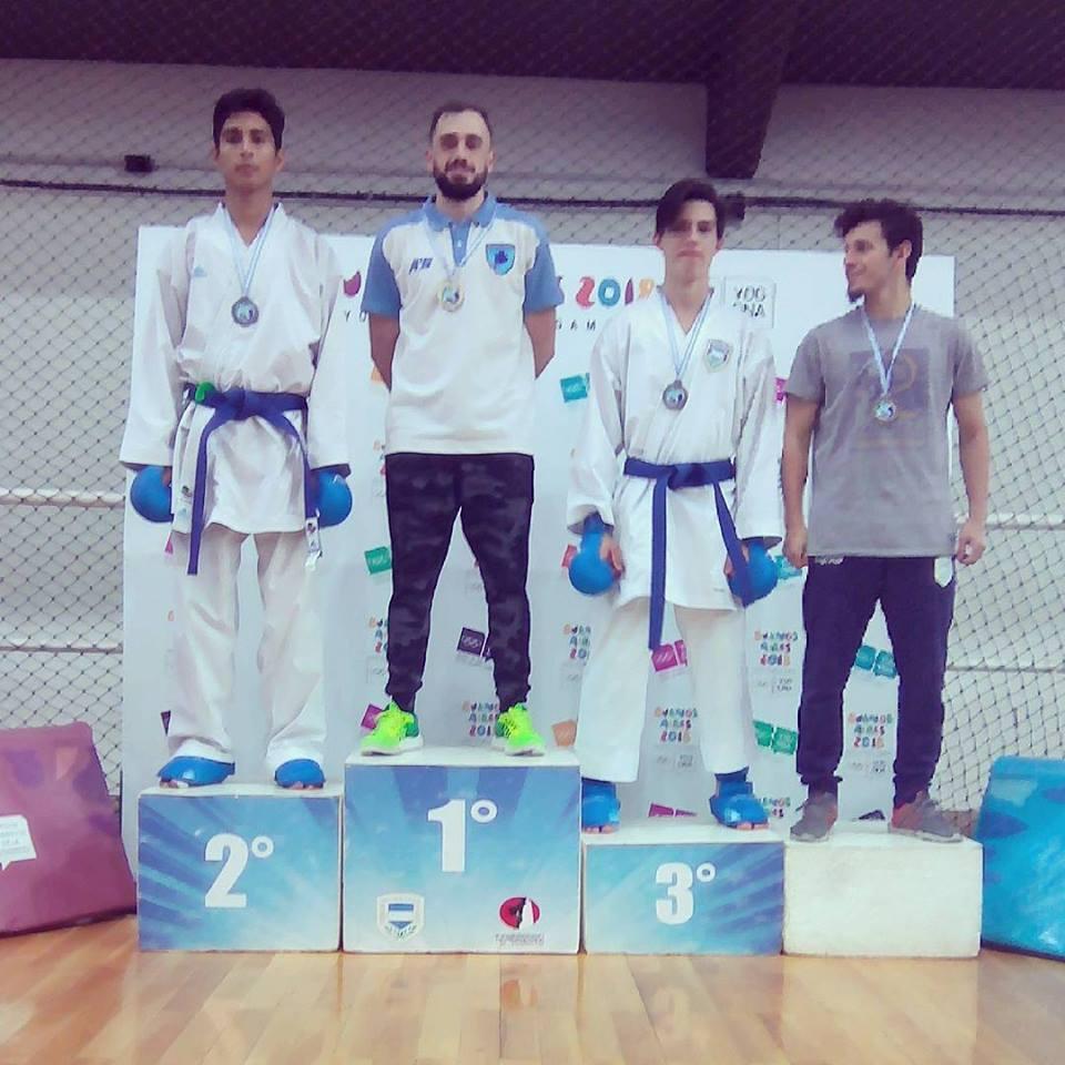 Excelente desempeño marplatense en el Nacional de Karate 0 (0)