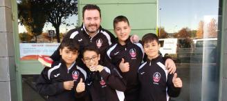 Un bronce para el Club Altamira Elche en la Liga Nacional