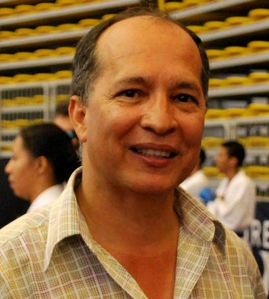 Arturo Castillo satisfecho con actuación de Karate Do