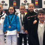 El CD Kazokusport deja huella en la segunda fase de la Liga Nacional Infantil