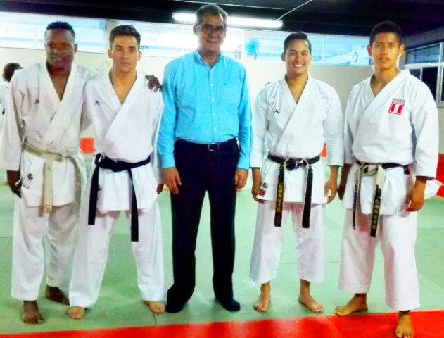 Copa Karate club Naco 2017