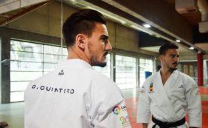 Damian Quintero rumbo a los Juegos Olímpicos