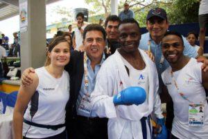 Ecuador Juegos Bolivarianos