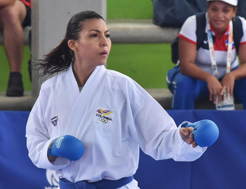 Stella Urango y una vida dorada en el karate 0 (0)