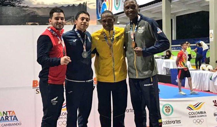 Karate chileno sumó dos medallas en nueva jornada de los Juegos Bolivarianos 0 (0)