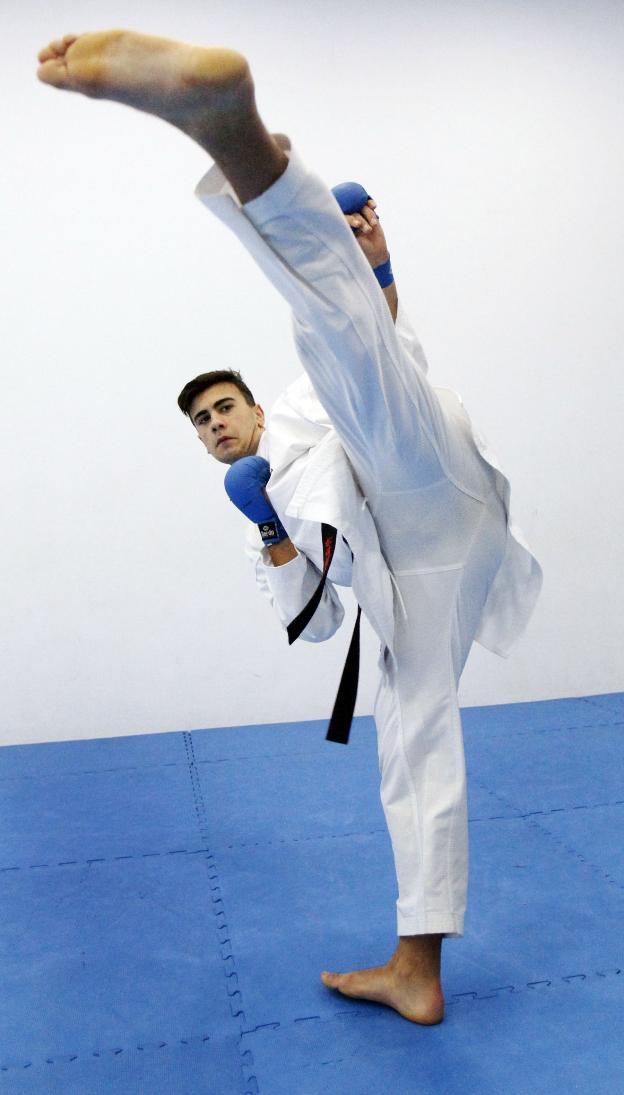 José Rafael Ibáñez logra el bronce en el Campeonato del Mundo de Tenerife