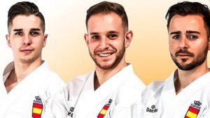 El equipo español de kata consigue la medalla de bronce
