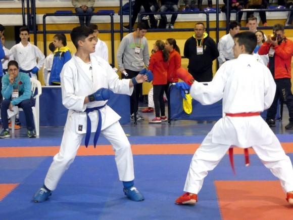 Loja acoge el Campeonato Provincial de Combate de Karate 0 (0)