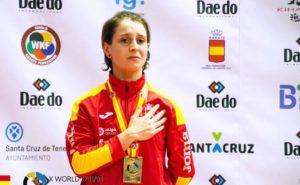 Nadia Gómez se proclama campeona del Mundo sub 21 en Tenerife