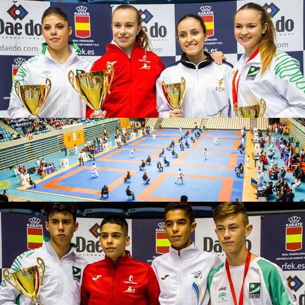 Dos nuevas medallas en los Campeonatos de España de karate para el Olympic Marbella 0 (0)