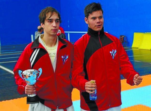 Oxel Vázquez, segundo en Gallarta 0 (0)