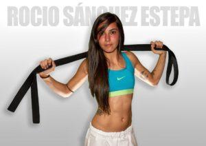 Rocío Sánchez sigue luchando por su sueño en la Karate 1 - Series A de Okinawa