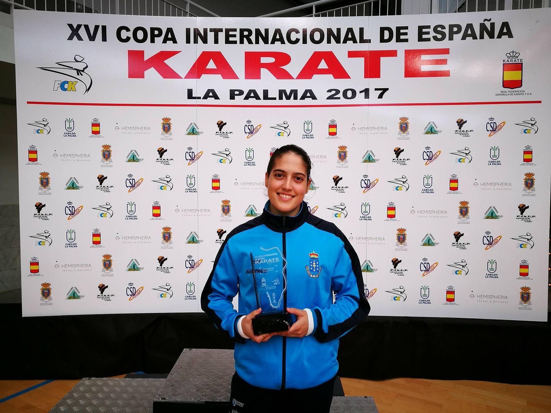 Bronce de Ruth en la Copa Internacional de España