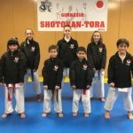 El Shotokan Tora desplaza a ocho karatecas en la 2ª ronda de la Liga Nacional