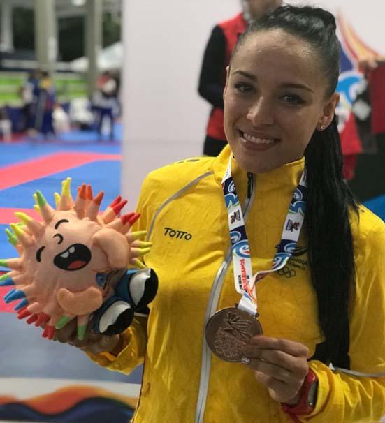 Tolima obtuvo bronce en karate