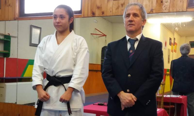 Alba Torre logra en Valladolid el cinturón negro segundo dan 0 (0)