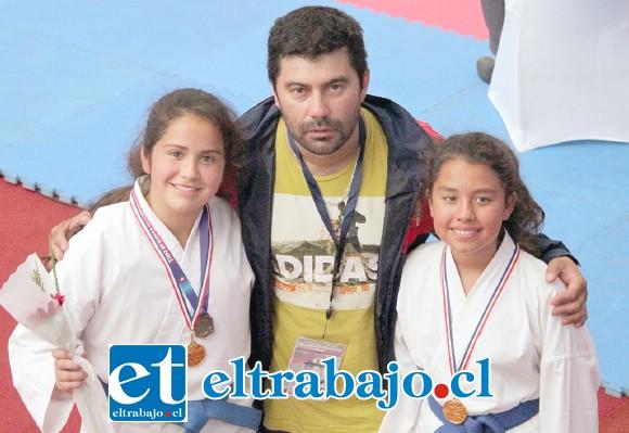 Amelie Contreras nueva Campeona Nacional de Karate