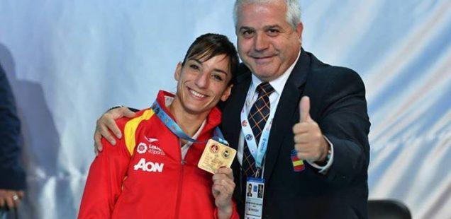 """Resultado de imagen de sandra sanchez campeona del mundo la tribuna madridista"""""""