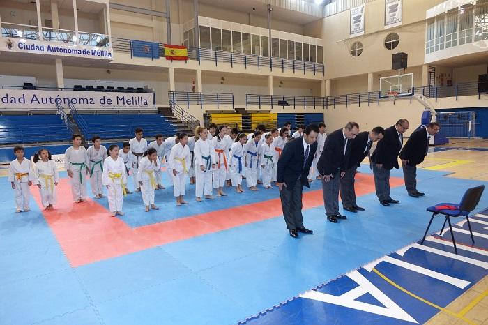 Torneo Autonómico 2017 en Melilla