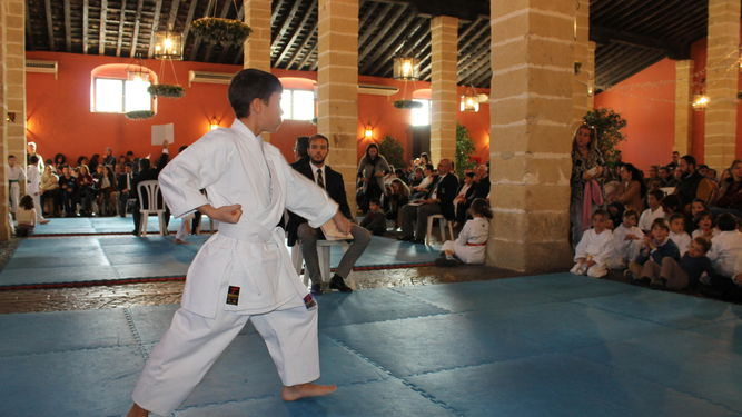 VIII campeonato de navidad infantil en Cadiz