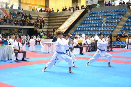 Culminó Copa Simón Bolívar de karate realizada en Miranda