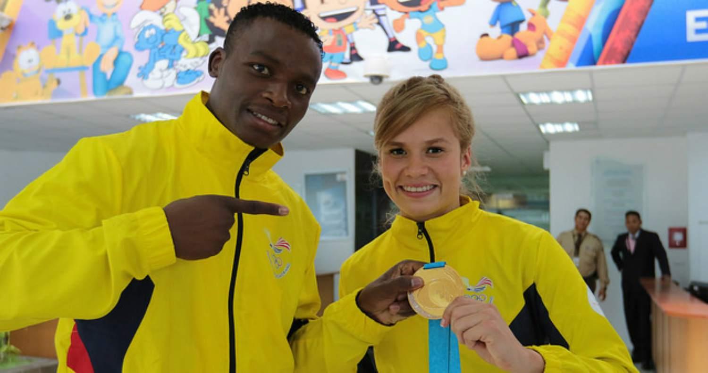 Karatecas ecuatorianos apuntan a los primeros Juegos Olímpicos de la disciplina en Tokio 2020