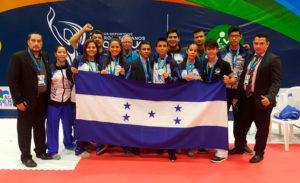 Karate Honduras