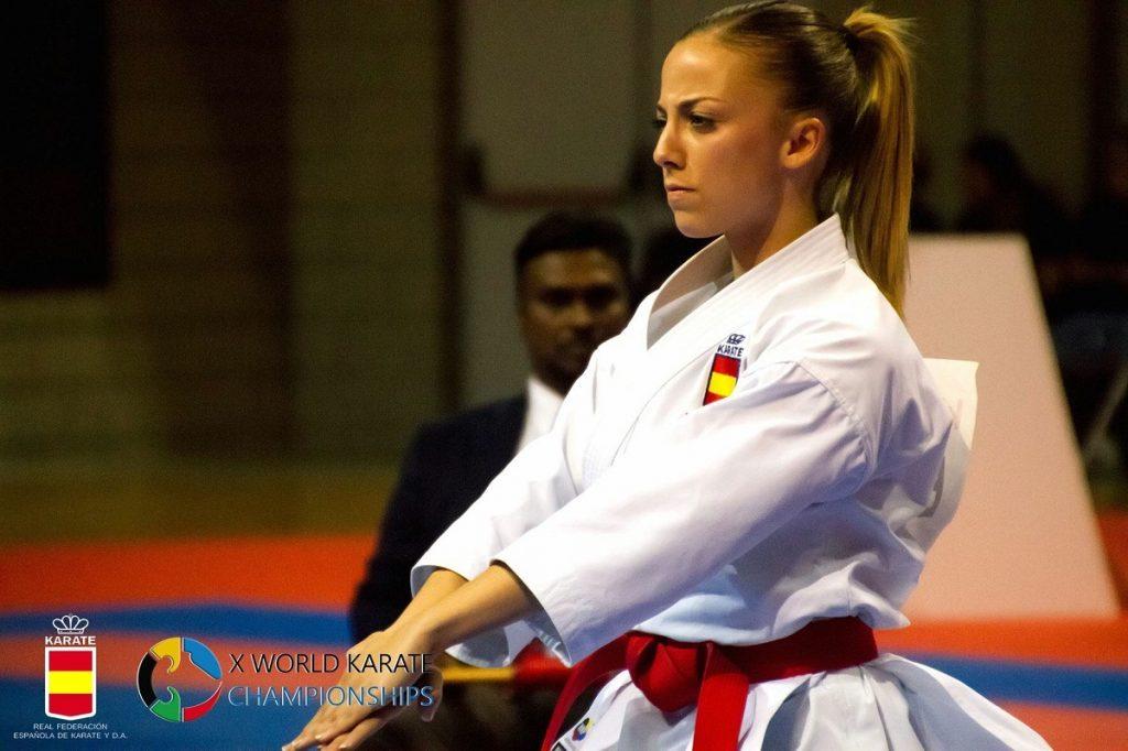 Lidia Rodríguez Encabo, futuro y promesa del karate español