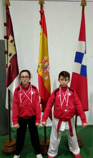 Santiago y Yaiza Mayorga