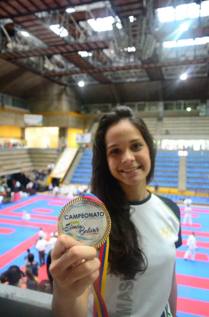 Carabobo volvió al podio de la Copa Internacional de Karate Do 0 (0)