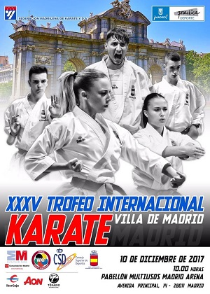 XXXV Trofeo Internacional Villa de Madrid de karate
