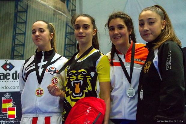 Olympic Karate Marbella coloca a tres de sus alumnos dentro del Top 5 Nacional 2018 0 (0)
