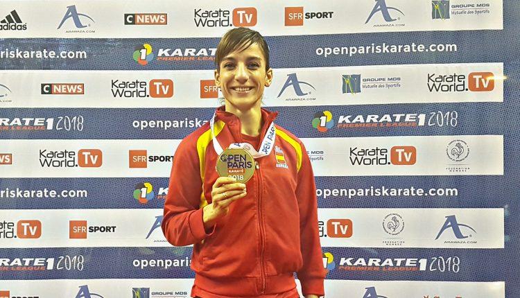 Sandra Sánchez inicia su camino olímpico con un bronce en París