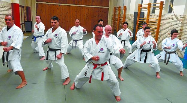 club de kárate Shidokan