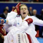 Ucranianos ganan dos bronces en los torneos de karate en Paris