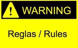 Reglas de competición WKF 2018 (en español)