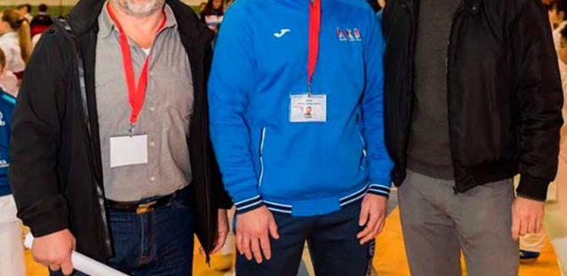 Se disputó en Frigiliana el XXVI Circuito provincial de kárate
