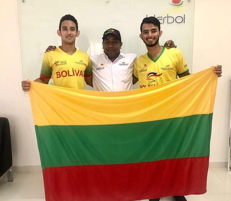 Tres bolivarenses viajarán al campeonato serie A de Karate, en Austria