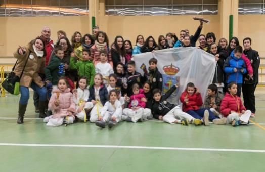 El Barco de Ávila consigue 24 medallas en el IV Trofeo La Candelaria 0 (0)
