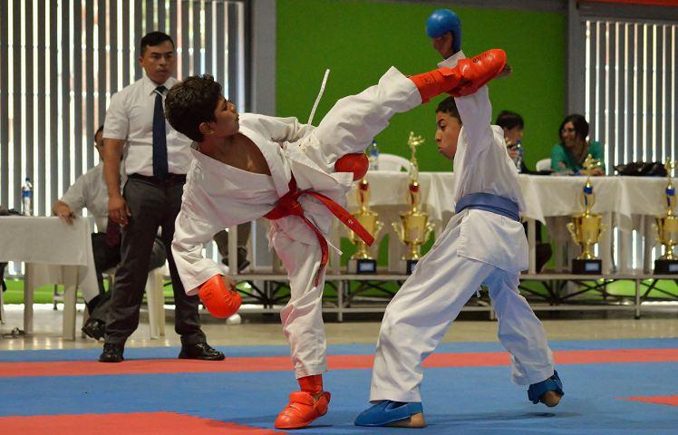 Nicaragua lograron 10 medallas oro Campeonato Centroamericano de Karate