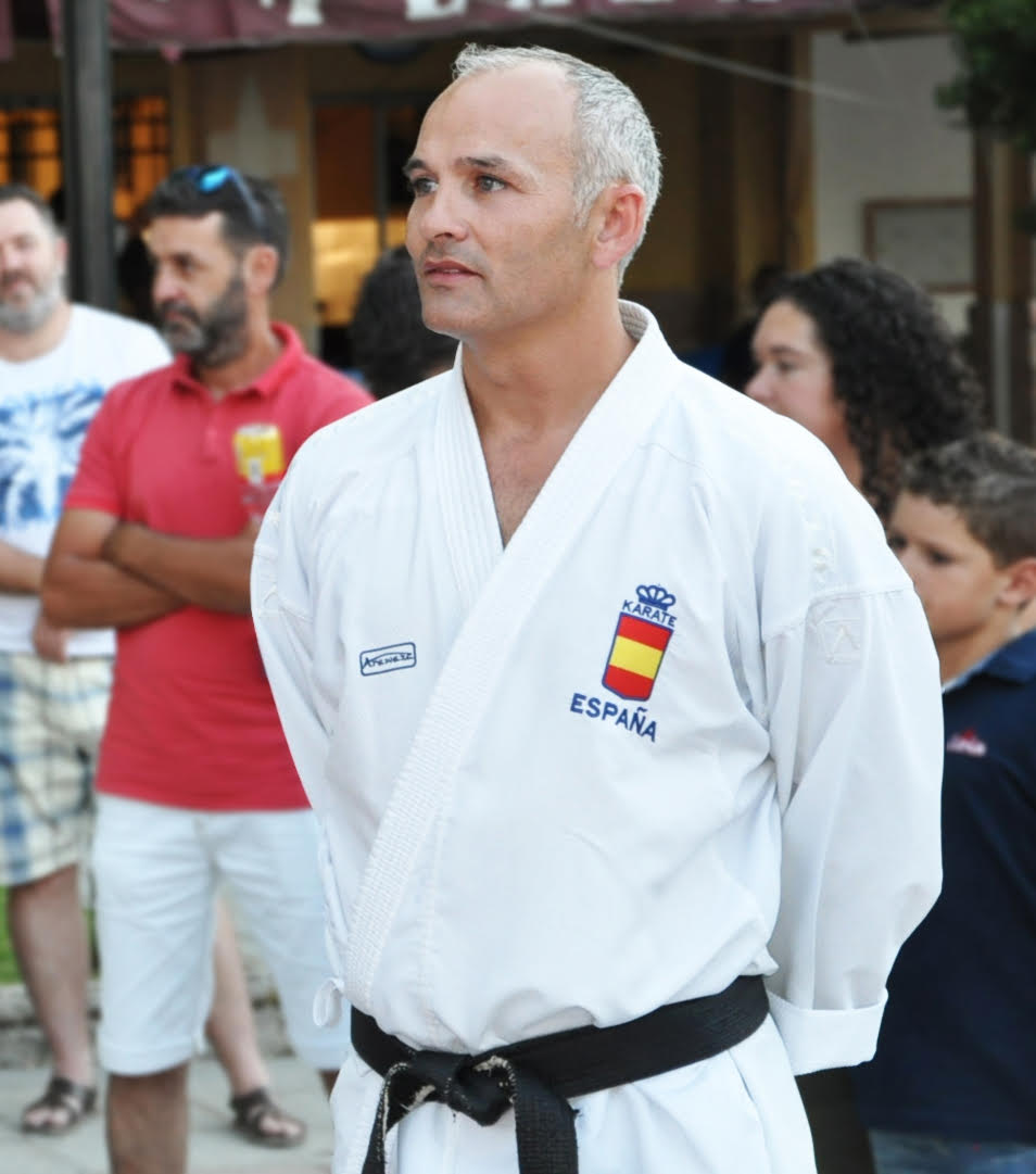 César Martínez, el entrenador de karate de España en Buenos Aires 2018, habla del logro Olímpico de su deporte 0 (0)